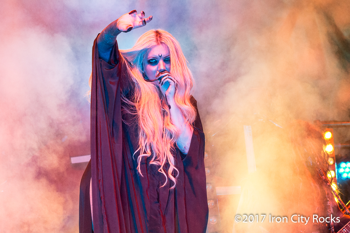 In This Moment, Motionless in White and Avatar – Stage AE ...